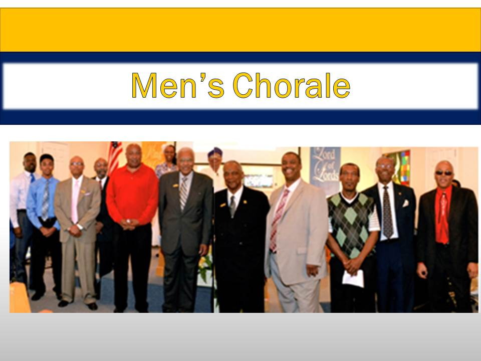 Mens Chorale