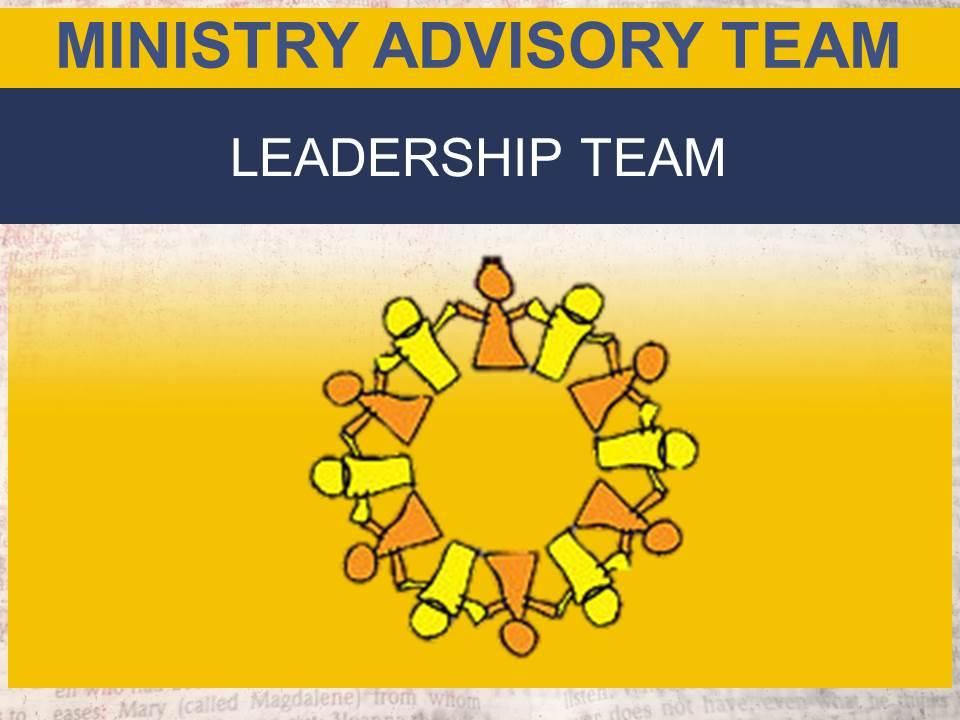 Ministry Advisory Team