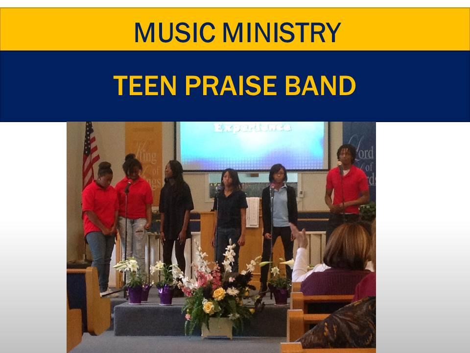 Teen Praise Band