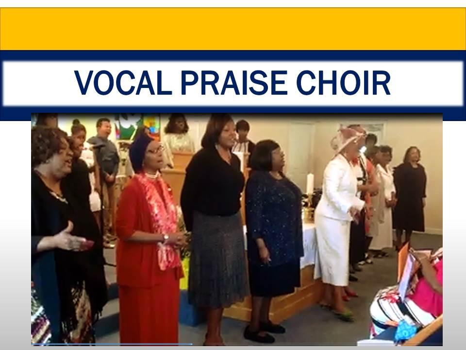 Vocal Praise Choir
