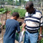 Mens Huddle Community Garden