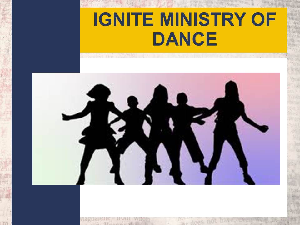 Ignite Ministry of Dance