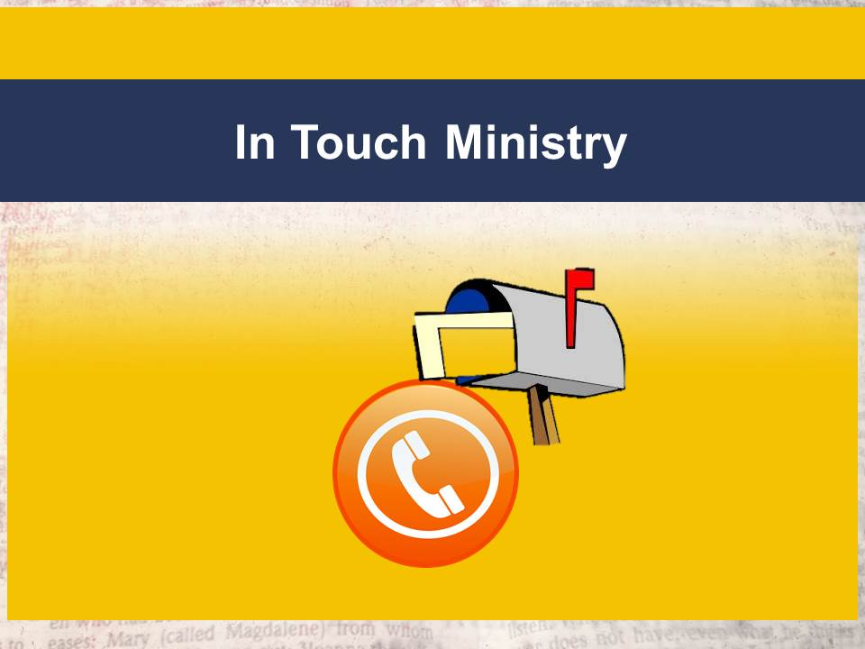 In Touch Ministry