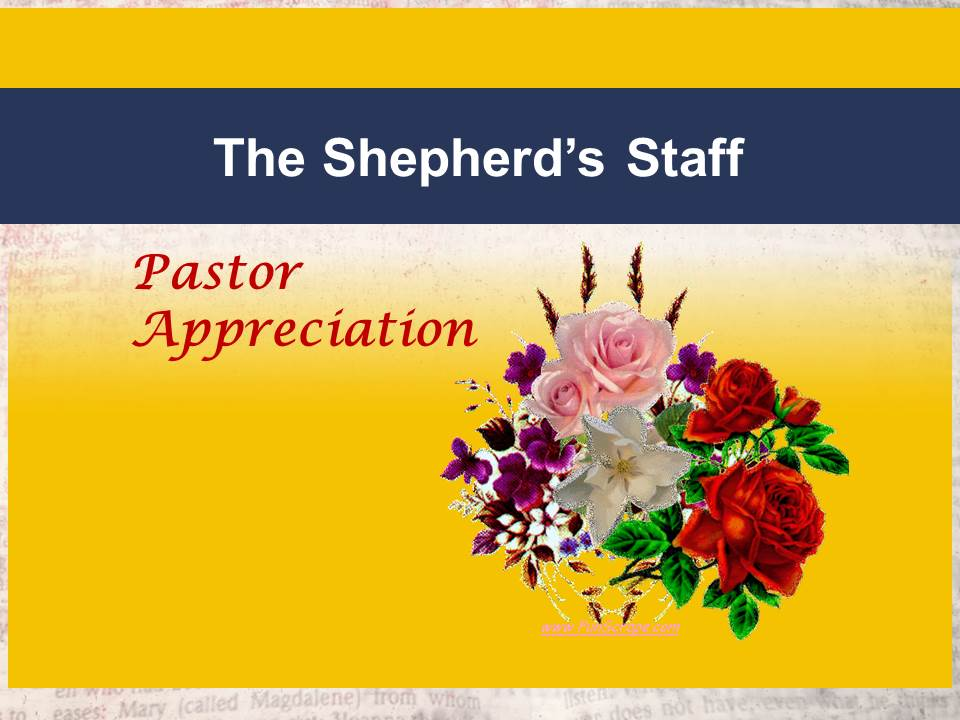 Shepherds Staff